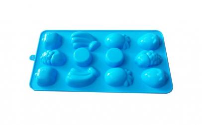 Forma din silicon pentru bomboane,