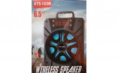 Boxa portabila bluetooth KTS-1038