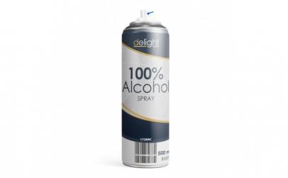 Spray Alcool 100%   500 ml