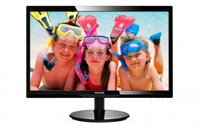 Monitor LED Philips 24    Wide  Full HD