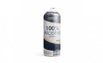 Spray Alcool 100%   300 ml