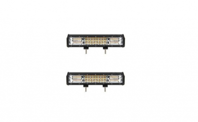 Led bar bicolor 216w