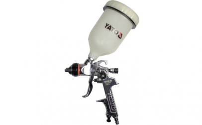 Pistol de vopsit capacitate 600ml YATO