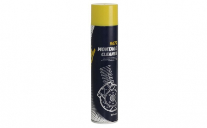 SPRAY CURATAT DISCURI DE FRANA 600 ML