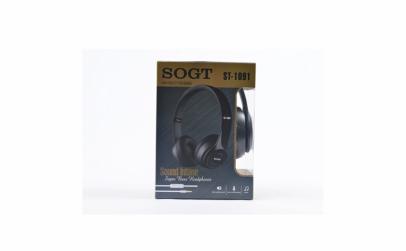 Casti audio tip DJ SOGT ST-1091