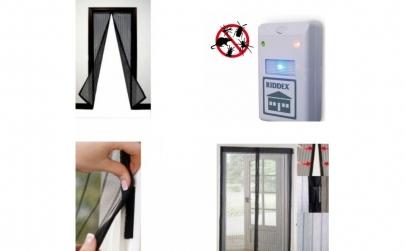 Aparat anti-daunatori + Perdea magnetica