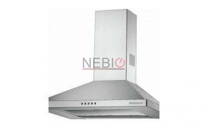 Hota Deco HB-1260, Inox, 60 cm, 190 W,