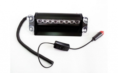 Lampa stroboscopica TL 109 8W parbriz