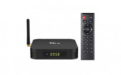 Smart TV Box TX6 Android 9.0 MiniPC 4GB