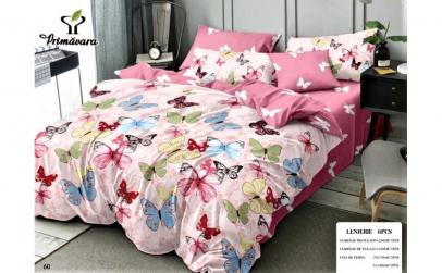 Lenjerie de pat, din finet -6 piese