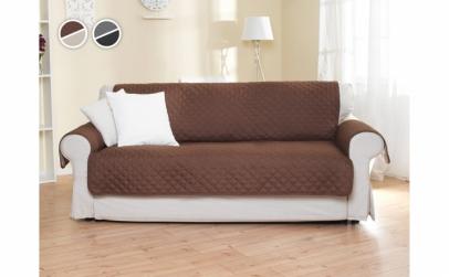Husa de protectie canapea + 2x fotoliu