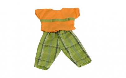 Set pantaloni si bluza papusi 40-42 cm -