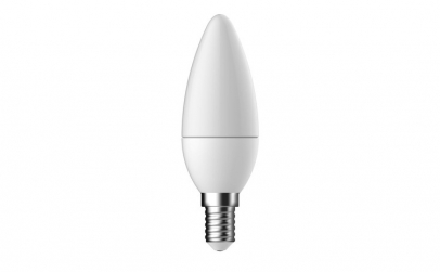 Bec LED Tungsram E14 forma lumanare,