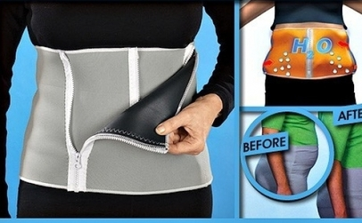 Slimming belt - centura reglabila slabit
