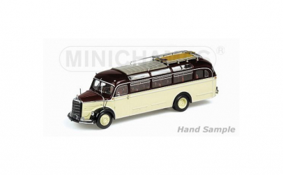 MERCEDES-BENZ O 3500 BUS - 1950 -