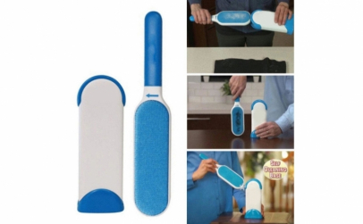 Mini dispozitiv pentru curatarea parului