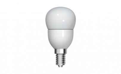 Bec LED Tungsram E14 sferic, 5,5W,