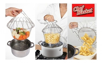 Chef Basket - cos de gatit 12 in 1