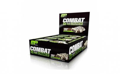 Combat Crunch Bar   MusclePharm