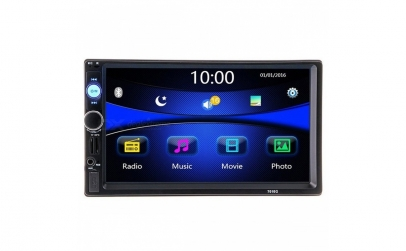 MP5 PLayer Auto 2DIN - 7'', GPS