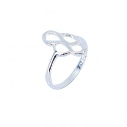 Inel Argint 925 cu Model Infinit,