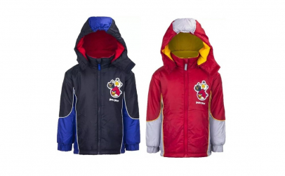Jacheta Angry Birds, copii 4-10 ani
