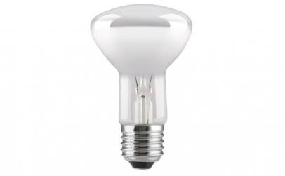 Bec LED Tungsram E27 forma R63, 8W,