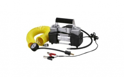 Compresor 4x4 cu 2 cilindrii compact