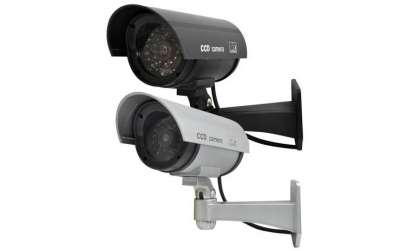 Camera Ssupraveghere Falsa CCTV Dummy