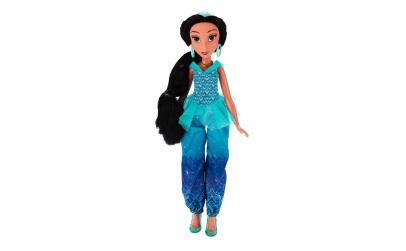 Papusa Jasmine cu rochita stralucitoare