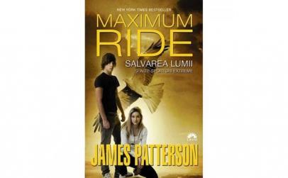Maximum Ride vol. 3: Salvarea lumii si
