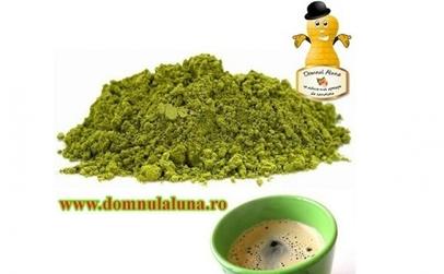 Cafea Verde Macinata+Cafea verde Boab