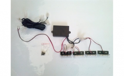 Stroboscoape cu LED 5335-4 12V