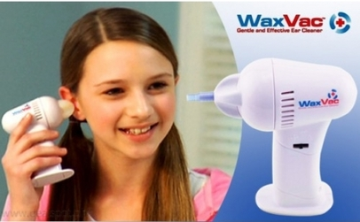 Aparat curatat ceara din urechi Wax Vac