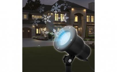 Proiector decorativ LED - model fulg -