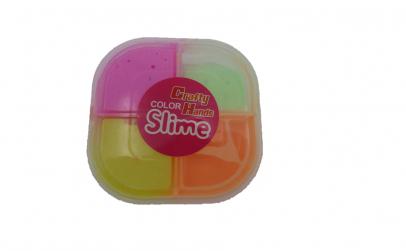 Spuma modelatoare in 4 culori