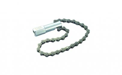 Cheie filtru ulei cu lant 120mm  Force