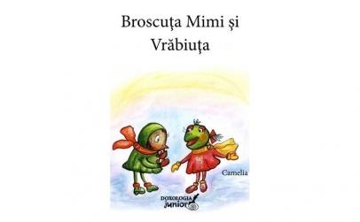 Broscuța Mimi și Vrăbiuța