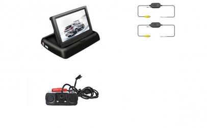 Set monitor si camera