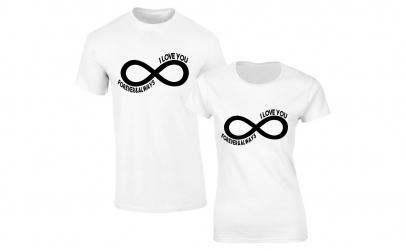 Set tricouri ''Infinite Love''