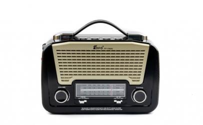 Radio AM, FM, SW1/2, MP3 player