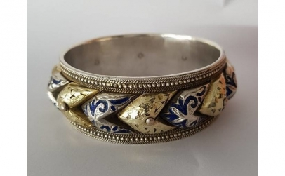 Bratara din Aur si Argint