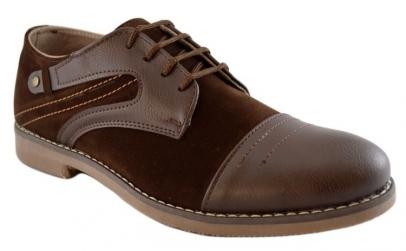 Pantofi Casual Barbatesti Maro cu