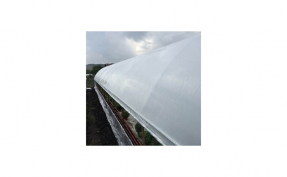 Folie solar 8.5mx10m, 170 microni