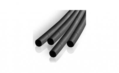 Tub negru varnis termocontractabil