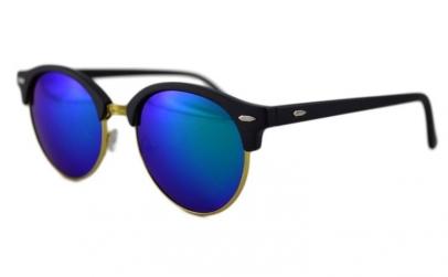 Ochelari de soare Retro II verde cu
