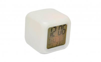 Ceas digital cu led termometru