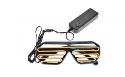 Ochelari cu led-uri