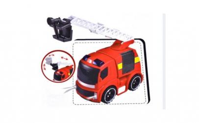 Camion de pompieri cu lumina si sunet