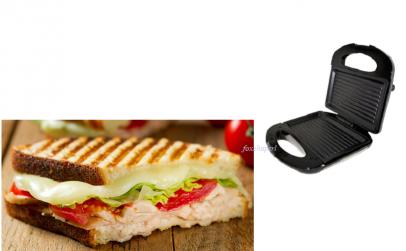 Sandwich-maker Hausberg HB-3520